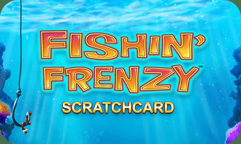 Fishin Frenzy Scratchcard Slots Racer