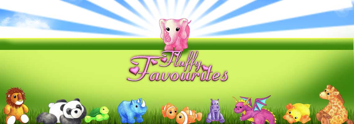 Fluffy Favourites logo slot
