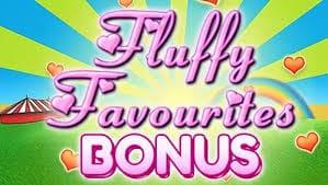 Fluffy Favourites Bonus Slot Logo Slots Racer
