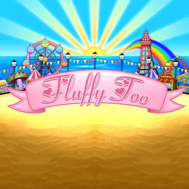 Fluffy Too Eyecon SLot Logo