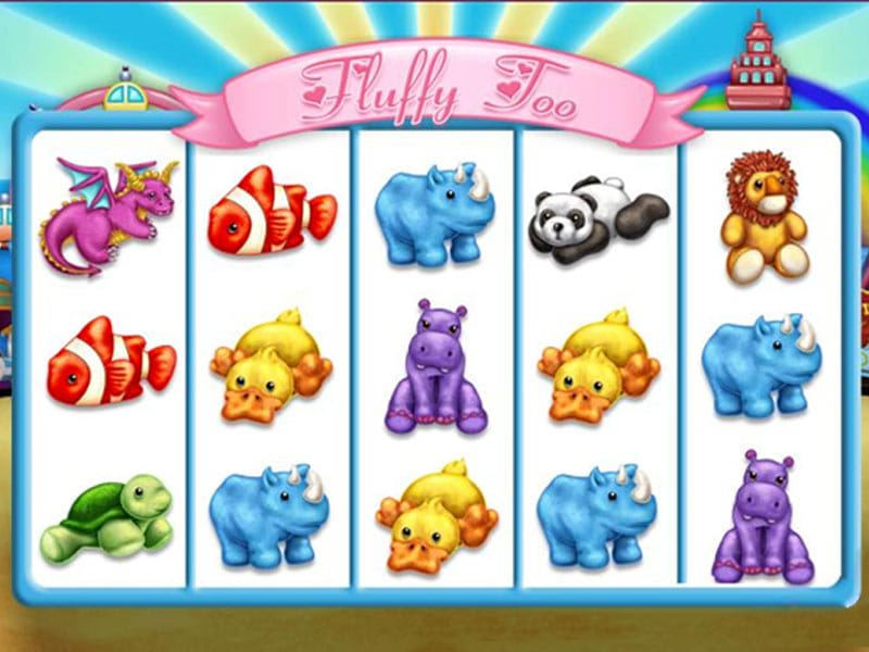 Fluffy Too Slot Game