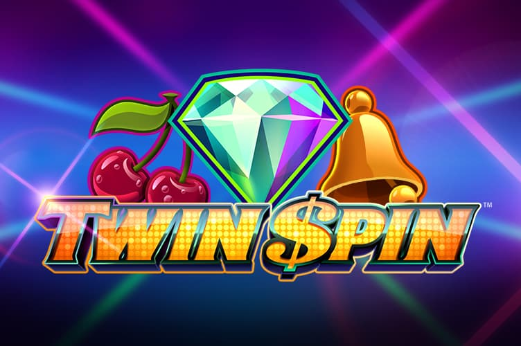 Twin Spin Logo casino game