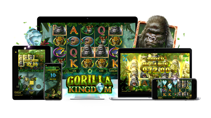 Gorilla Kingdom Mobile Slots Pay