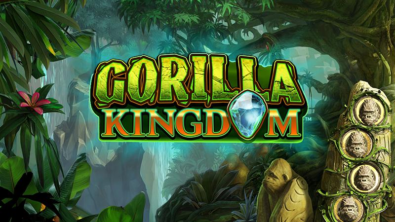Gorilla Kingdom Slot Slots Racer