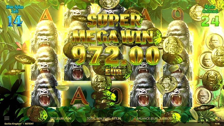 Gorilla Kingdom Free Racer