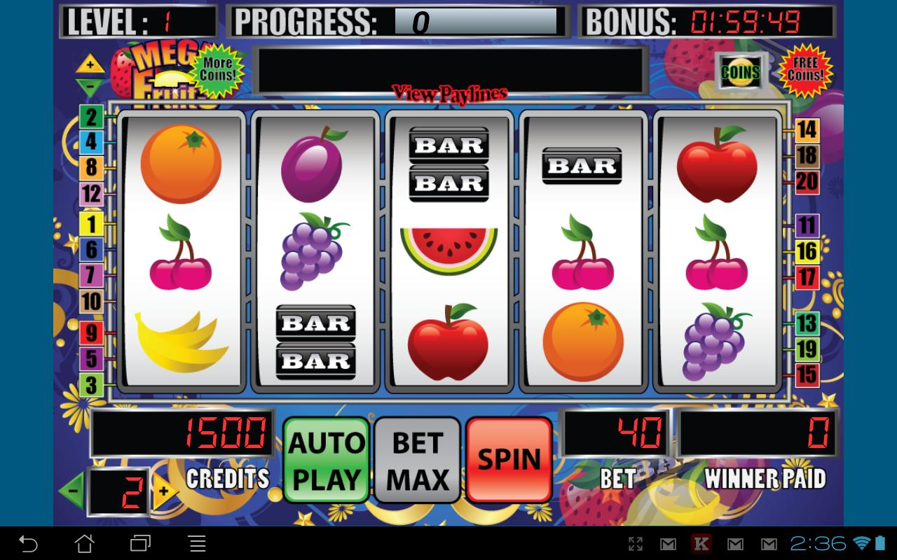 Fruit Machine History and Evolution