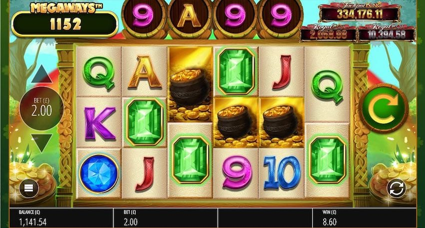 Irish Riches Slot Game
