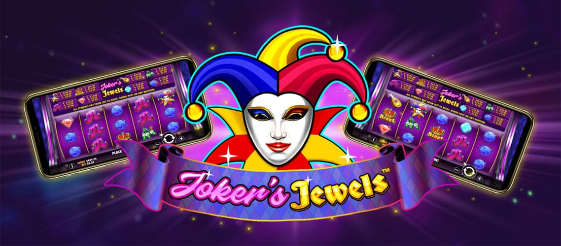 Joker's Jewels Slots Racer