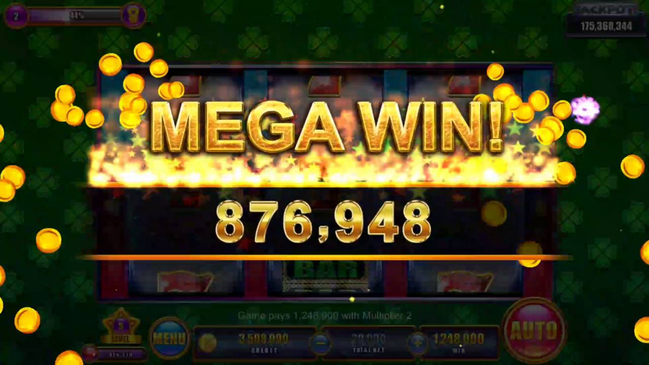 Irish Luck Jackpot Slot Big Win