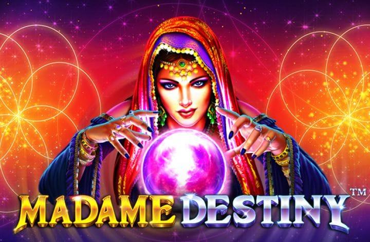madame destiny slots racer