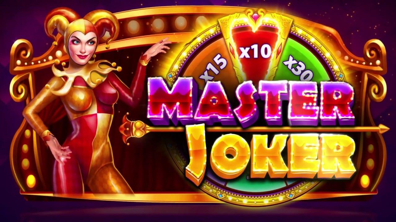 Master Joker Slots Racer