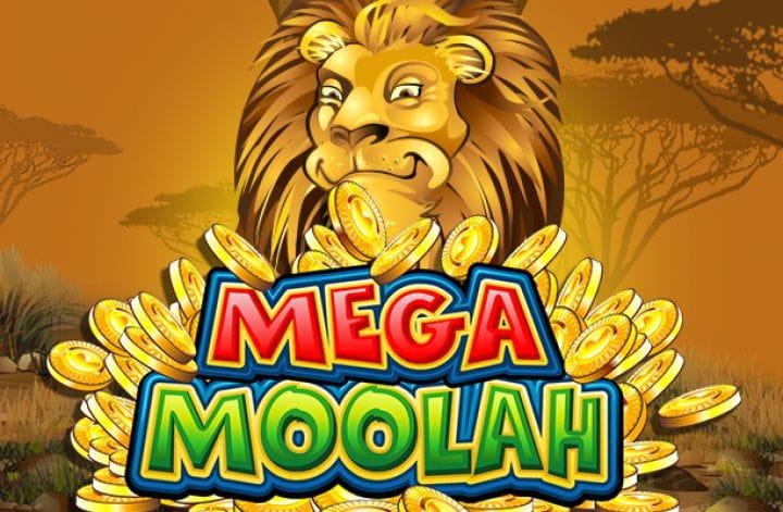 Mega Moolah gameplay casino