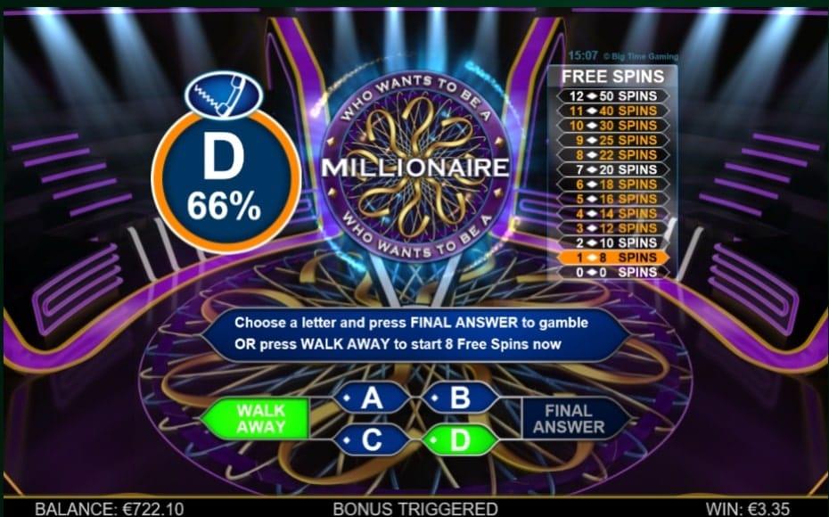 Millionaire Free Slots