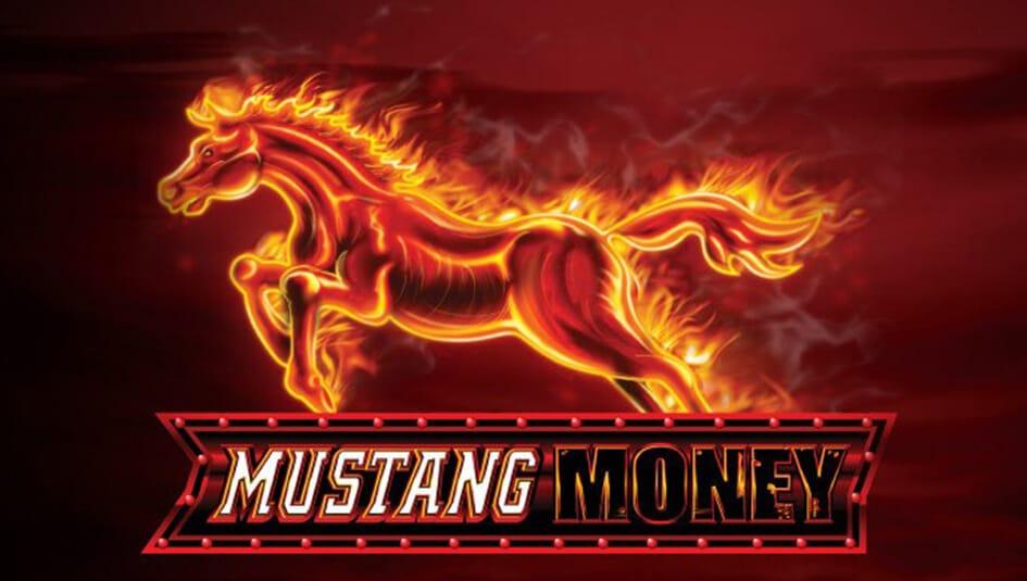 Mustang Money Slot Logo Slots Racer