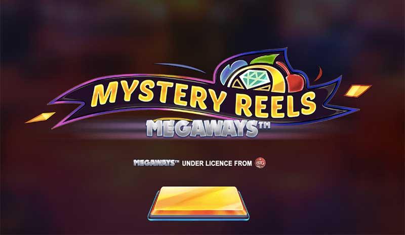 Mystery Reels Slot Logo Slots Racer