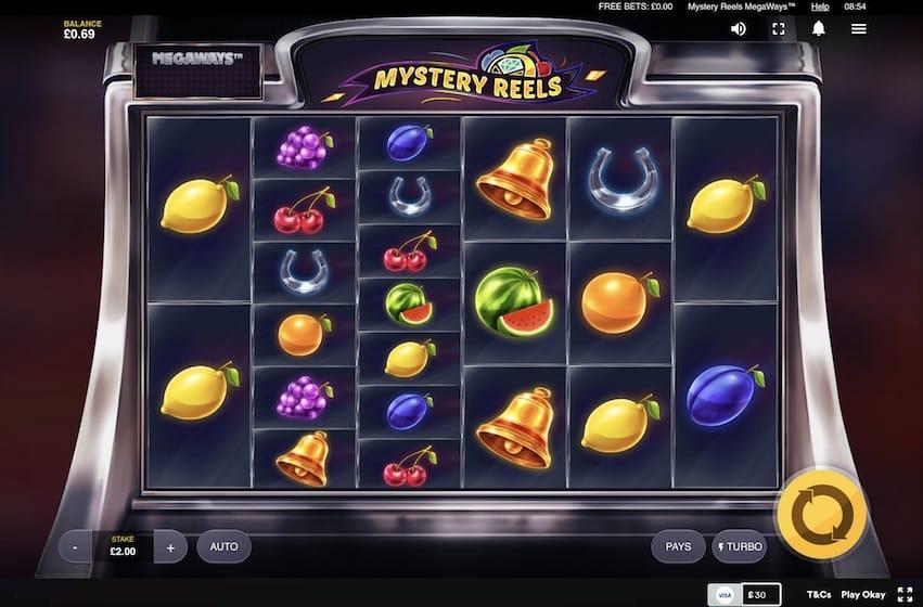 Mystery Reels Slot Games