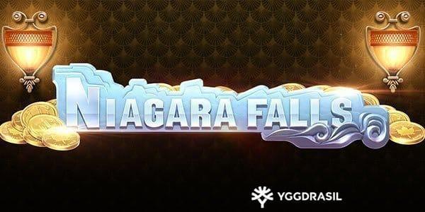 Niagara Falls Slot Game Logo