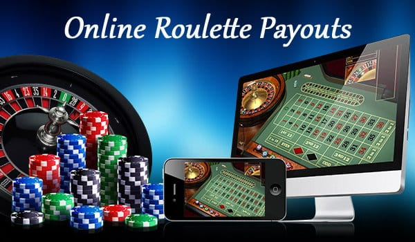 Payouts oN ROULETTE