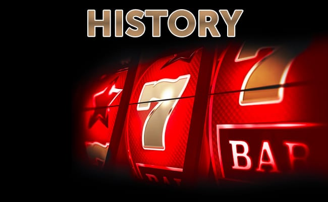Slot Machine History