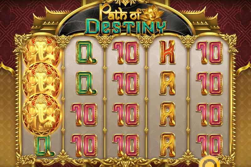 Path of Destiny Slot Gameplay