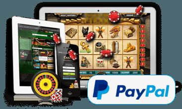 PayPal Slots Image