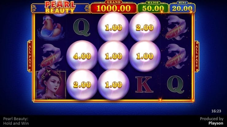 Pearl Beauty Free Slots