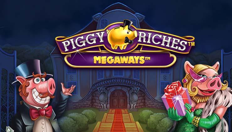 Piggy Riches Megaways Casino Slots