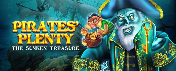 Pirates Plenty Slot Logo Slots Racer