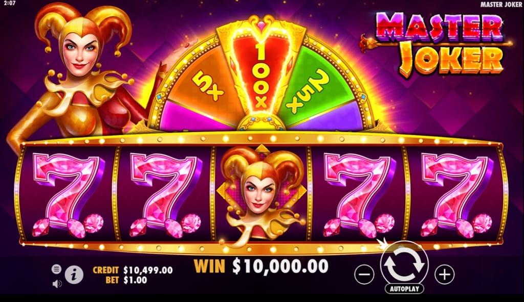 Master Joker Free Slots