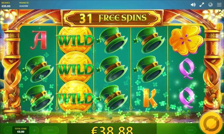 Rainbow Jackpots Casino Slots