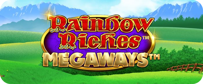 Rainbow Riches Megaways main