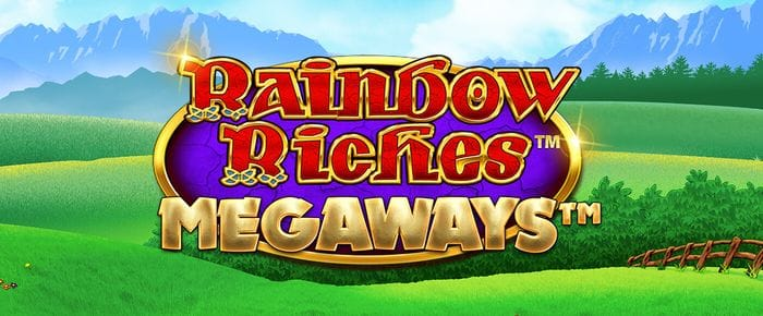 Rainbow Riches Megaways main