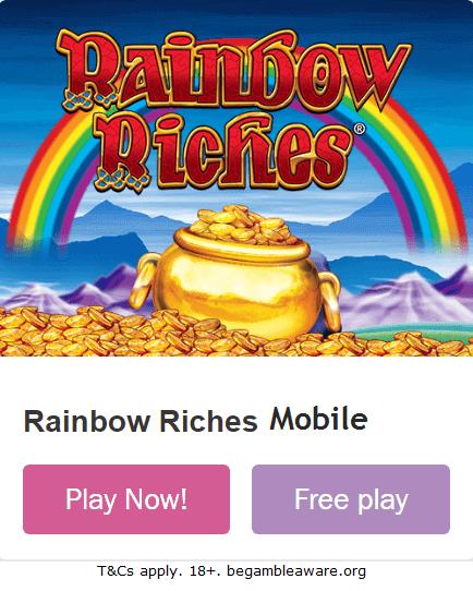 Phone Rainbow Riches