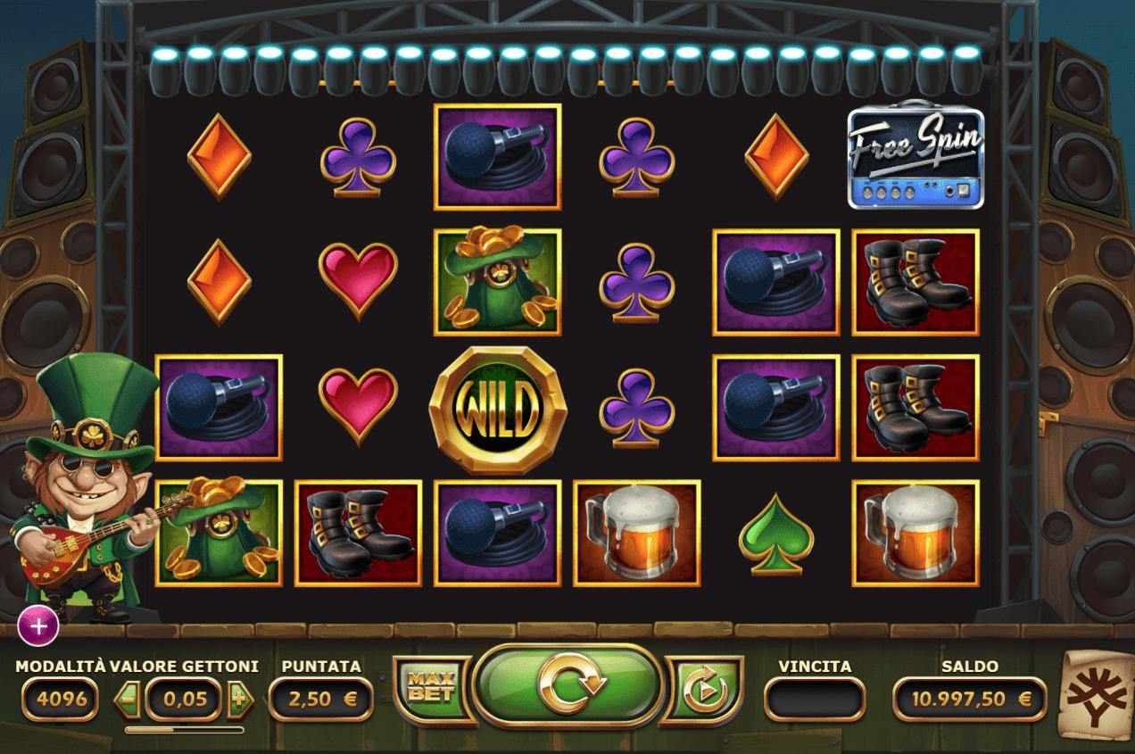 Rainbow Ryan Slots Game