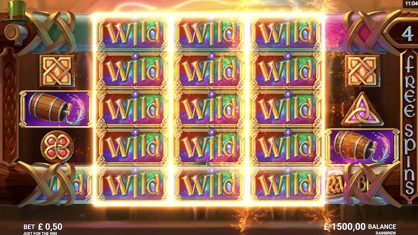 Rainbrew Slot Game