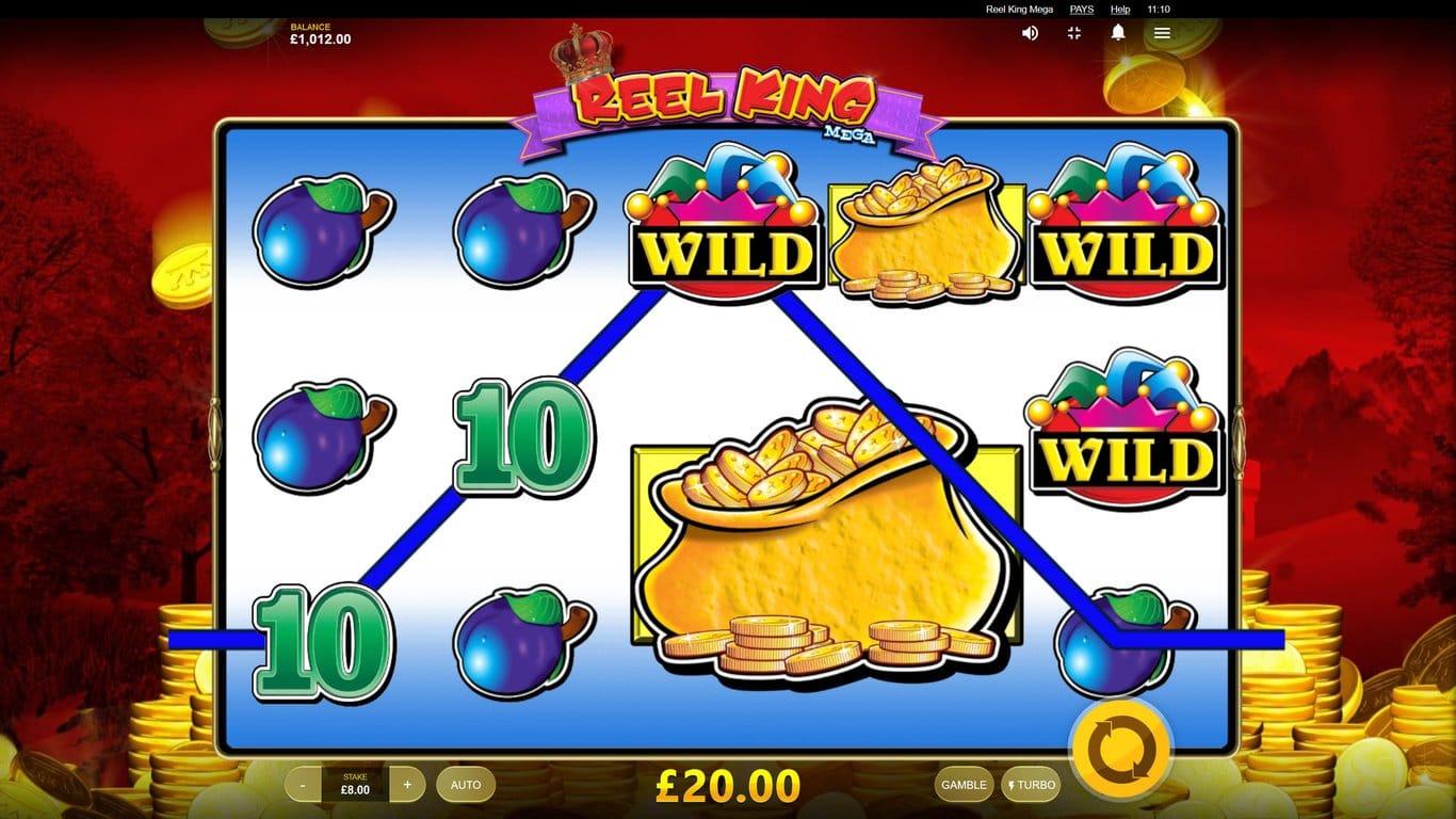 Reel King Mega Slot Game
