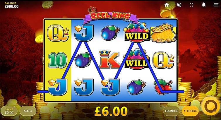 Reel King Mega Free Slots