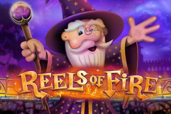 Reels of Fire Slots Racer