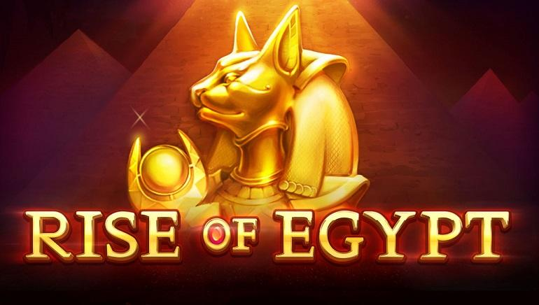 Rise of Egypt Slots Racer