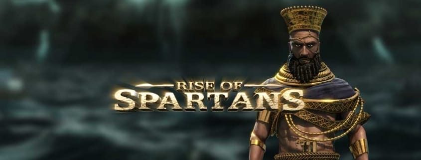 Rise of Spartans Slot Slots Racer