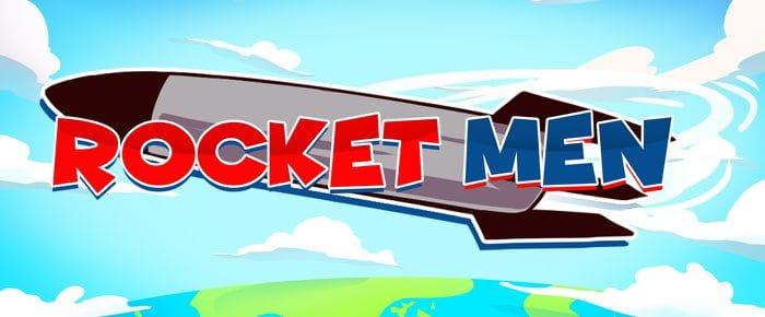 Rocket Men Slot Slots Racer