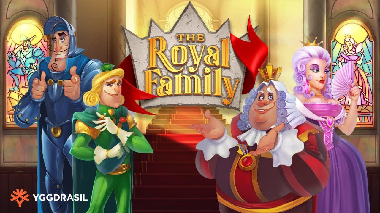 The Royal Family Slot Slots Racer