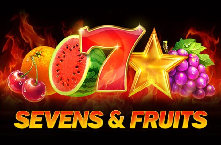 Sevens and Fruits Slots Racer