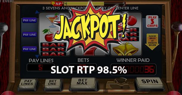 Top RTP Slot Games