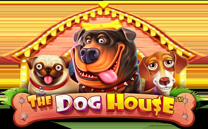 The Dog House Slot Logo Slots Racer