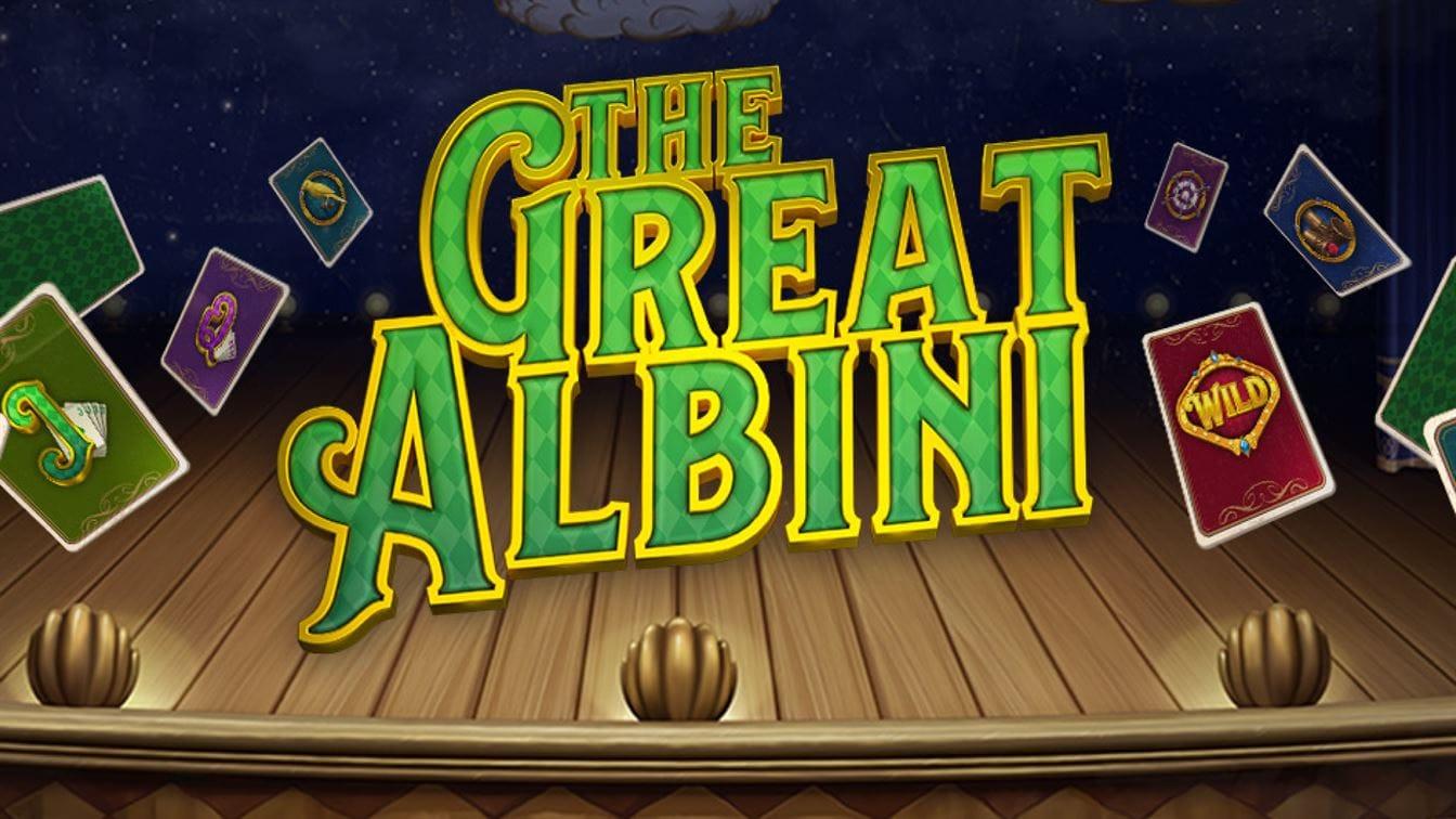 The Great Albini Slots Racer