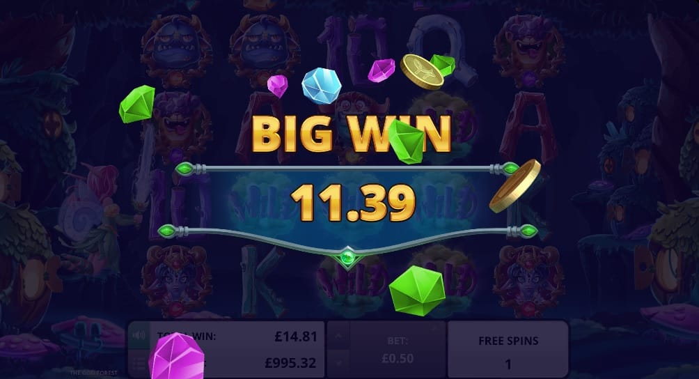 The Odd Forest Free Slots