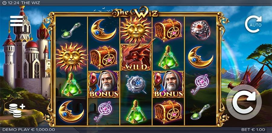 The Wiz Slot Online