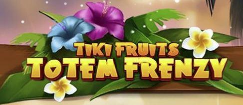 Tiki Fruits Totem Frenzy Slot Banner