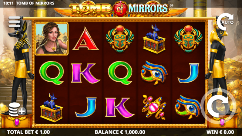 Tomb of Mirror Slot Games